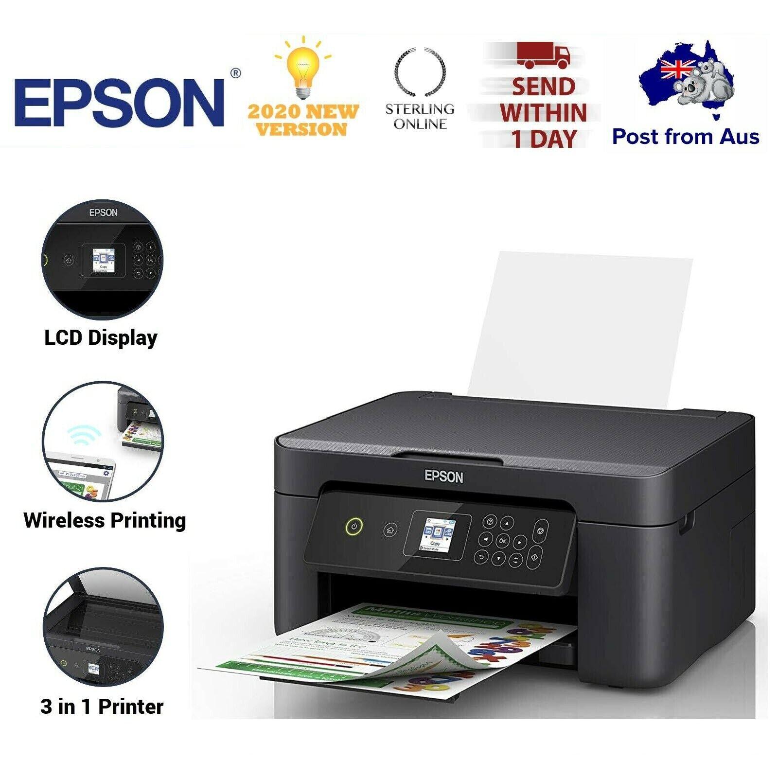 Epson Expression Home Xp 3100 Print Copy Scan Cordless Multi Use Printer 9314020629723 Ebay
