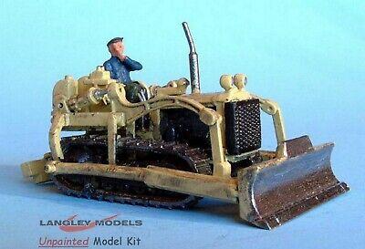 Robey Tritandem Steamroller 1930 OO Scale UNPAINTED Kit RW16 Langley Models