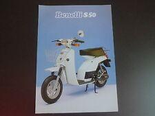 Prospekt Benelli Roller S 50