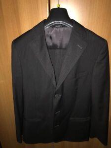 48 Lana Extravergine In Tg Pantalone Giacca Italy 100 Made Completo Uomo n4HvxwHZ