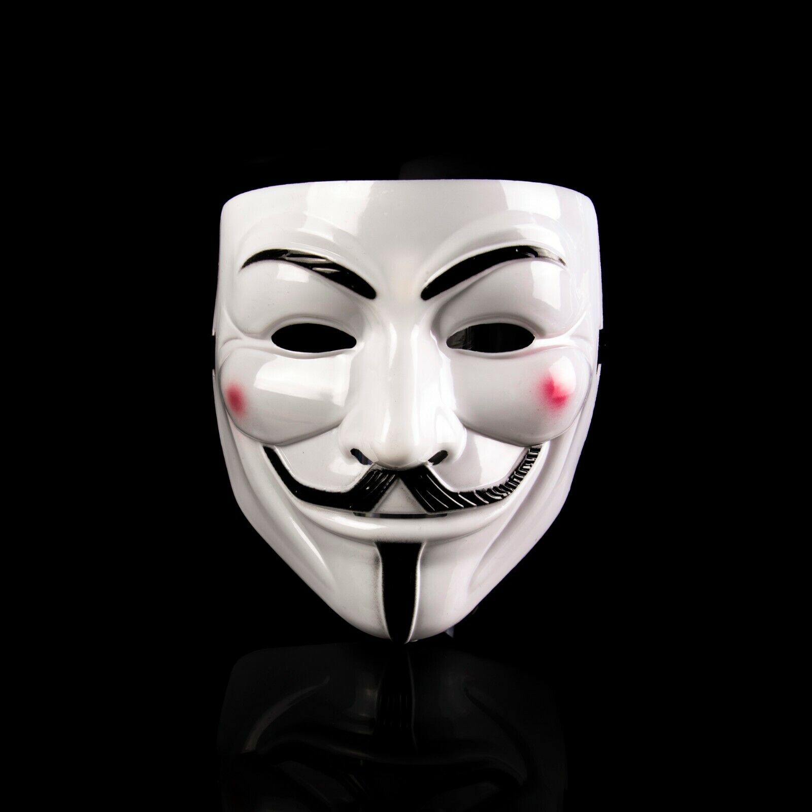 1 10 Guy Fawkes Anonymous Face Masks Hacker V For Vendetta Fancy