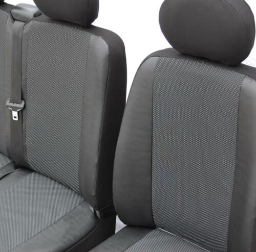 2 Transporter  Elegance Mercedes Sprinter Bus Autositzbezüge Sitzbezug 1