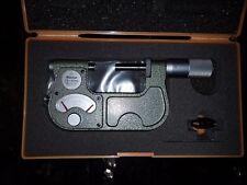 Mitutoyo Micrometer Jeweled 510 102 25 50mm 0001mm Metric