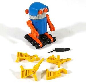Vintage-Playmobil-Space-Robot-amp-Accessories-Playmospace-Parts-amp-Spares-F667