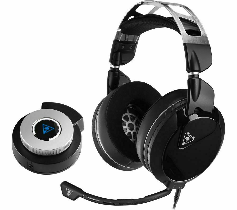 TURTLE BEACH Elite Pro Gaming Headset with SuperAmp Audio Controller PS5 PS4 PC