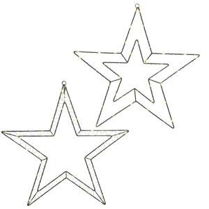 Stern-Micro-LED-warmw-Drahtstern-Weihnachtsstern-Fensterbild-Timer-indoor-47-cm