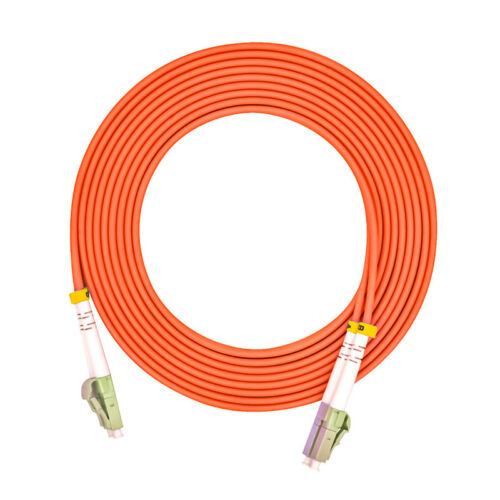 10M LC to LC Duplex,62.5//125,Fiber Patch Cord Jumper Cable LC LC,MM LC-LC