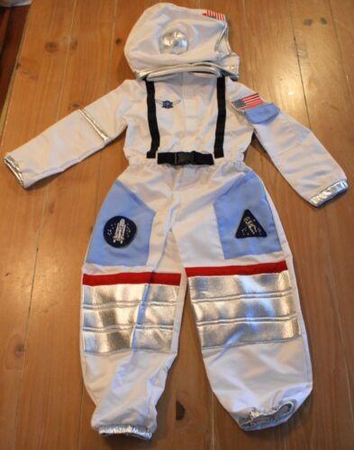 New Pottery Barn Kids Space ASTRONAUT Costume Kids 4-6