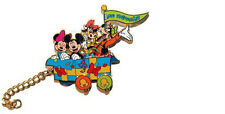 MICKEY and FRIENDS TRAIN SERIES Disney Land PARIS LE 1200 DLRP DLP 2004 PIN