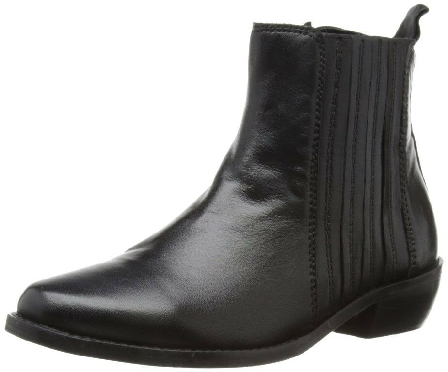 Lotus Womens UK 4 Black Leather Ulrica Brand New Ankle Boots Retail Price