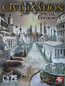 Sid meiers civilization iv special edition pc 2005 ebay stock photo sciox Choice Image