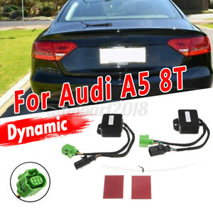 For-Audi-A5-8T-07-18-Module-SeDynamic-Turn-Signal-LED-Turn-Signal-Lights