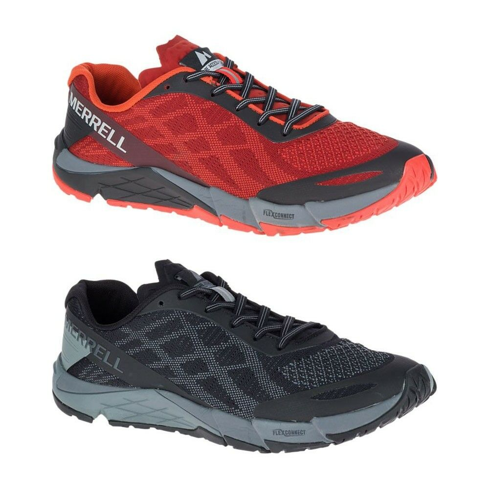 New Original Merrell Bare Access Flex E-Mesh Men Hiking shoes All Sizes NIB