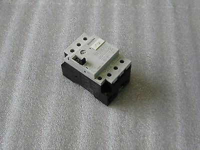 3VU1300-1MH00 Used Warranty 1.6-2.4 A Siemens Circuit Breaker