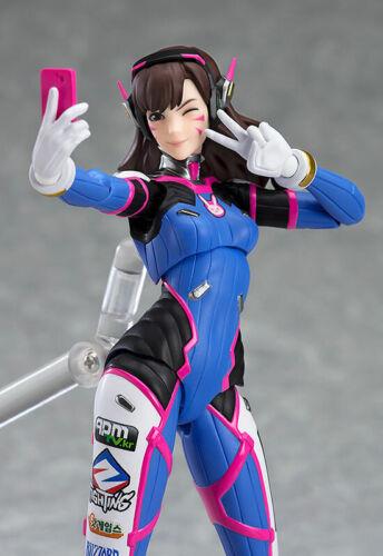 figma Overwatch D.Va Good Smile Company Japan New