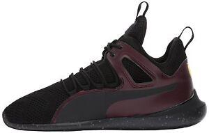 d9f451c8ef2afc Image is loading PUMA-SF-Evo-Cat-Mid-Transform-Sneaker-Black-