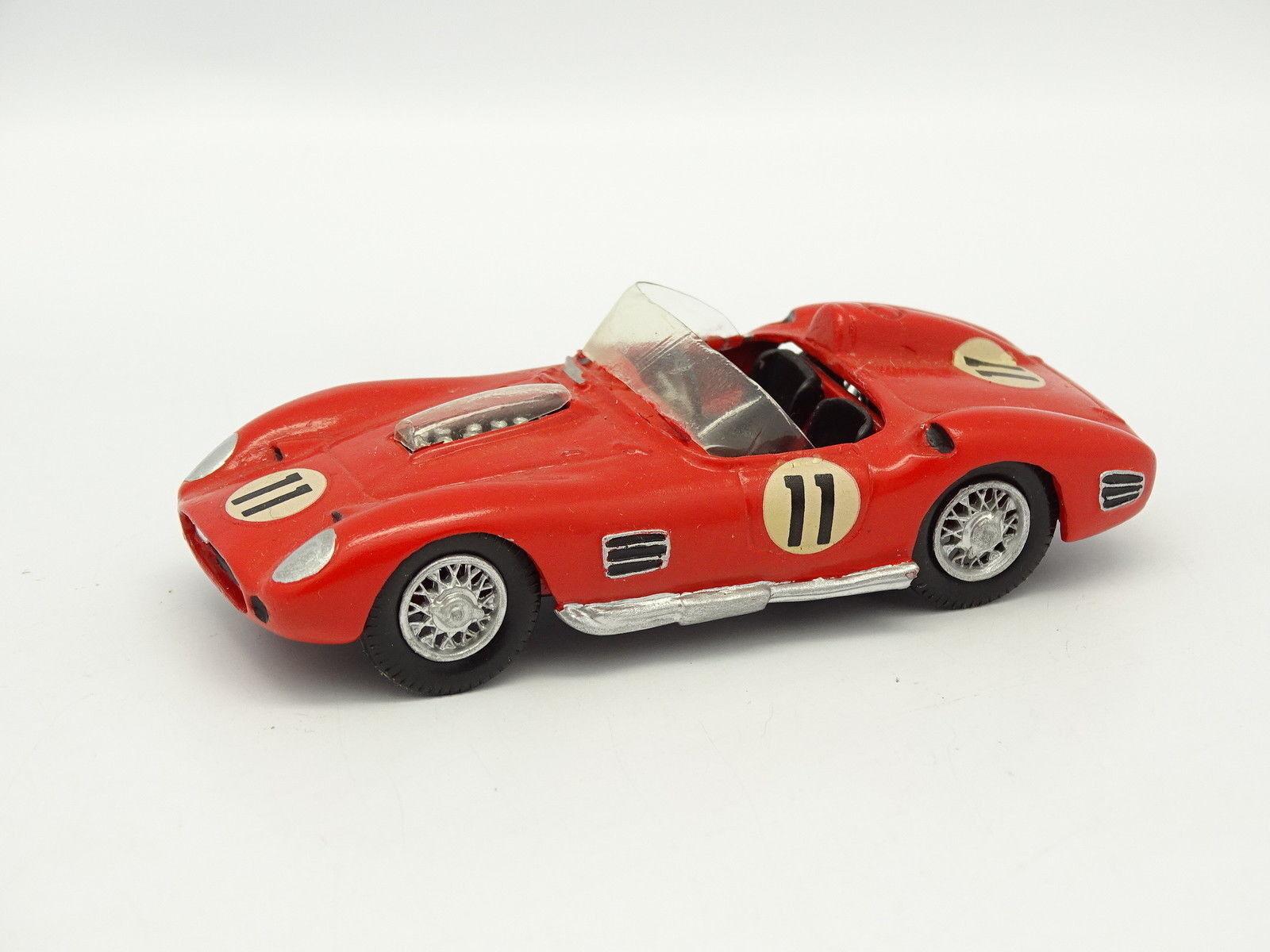 John Day Set aufgebaut Metall 1 43 - Ferrari 250 TR TestaRossa Le Mans 1960