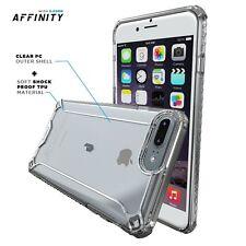 POETIC Affinity Premium Thin Bumper Case for Apple iPhone 7 Plus Clear