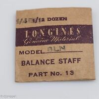 Longines Genuine Material Balance Staff Part 13 723 For Longines Model 8ln