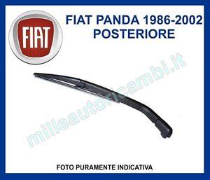BRACCIO SPAZZOLA TERGILUNOTTO POSTERIORE  FIAT PANDA DAL 1993 AL 2002