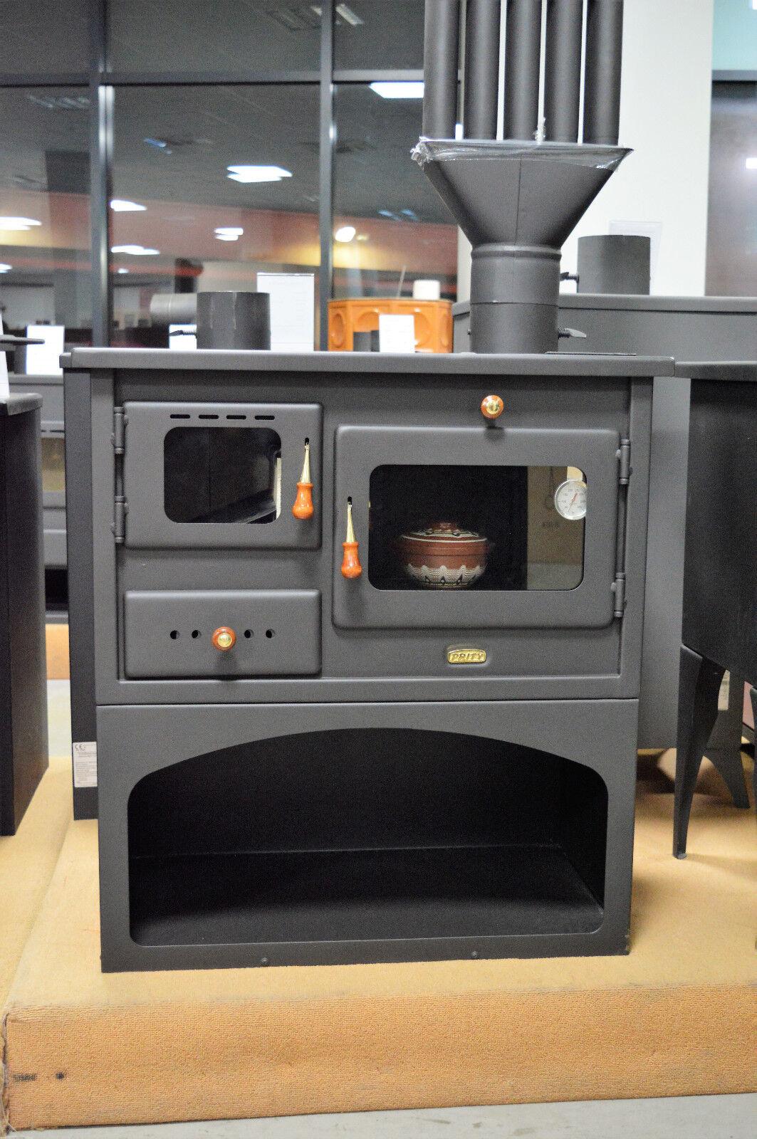 Holz Verbrennung Gusseisen Top Feste Brennstoffe Kochen