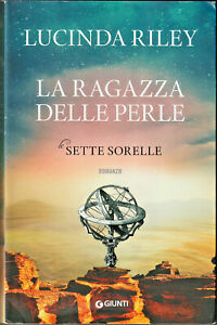 LIBRO-Lucinda-Riley-La-Ragazza-delle-Perle-ITALIANO-2019-COPERTINA-FLESSIBILE