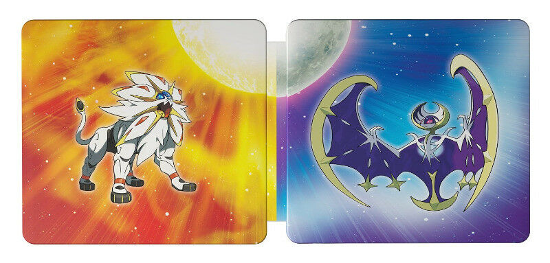 Pokemon Sun & Moon - Standard and Limited Editions