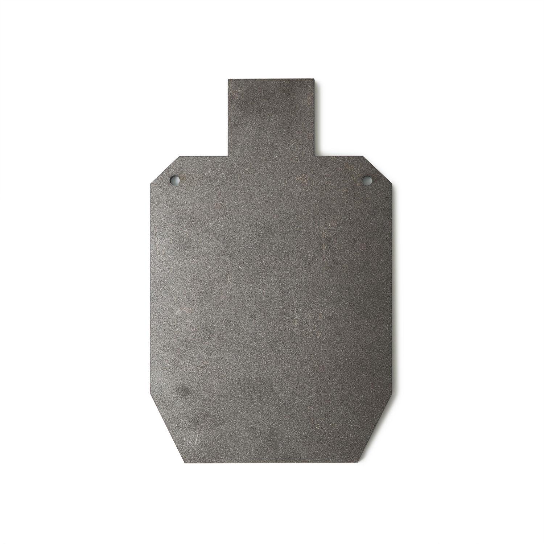 RMP Silhouette Swing Target - 15-1 8' X 9-1 4' Unpainted -AR500 Steel (9-104255)