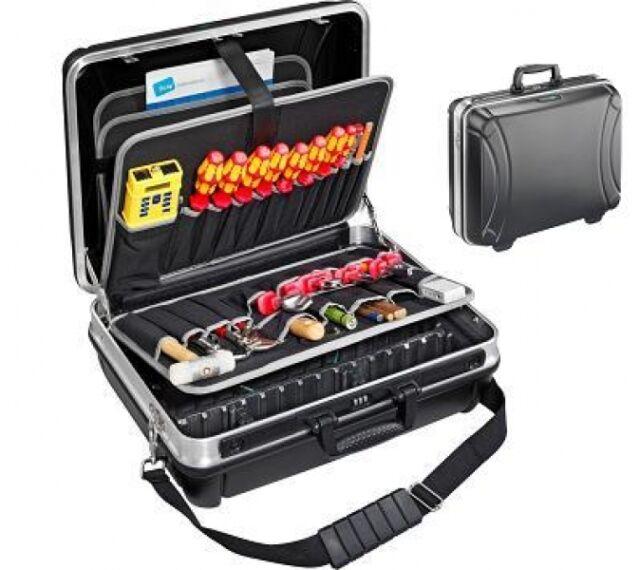 B&W 115.03_P shark HPDE-Werkzeugkoffer, pockets, flugtauglich, belastungsstabil