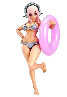 figma EX-023 SONIANI SUPER SONICO THE ANIMATION Super Sonico Suntanned ver.
