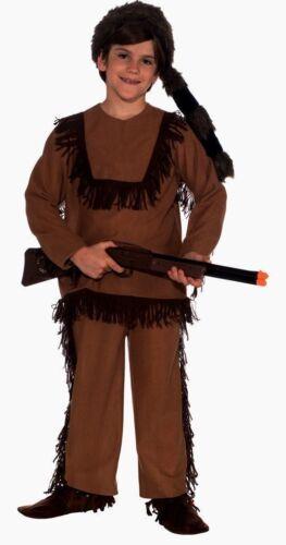Davy Crockett Child Boy/'s Costume Hat Racoon Fur Hat Western Legend Wild West