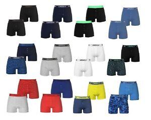 Kleidung & Accessoires Frank 6 Pack Lonsdale London Boxer Short Boxers Pants Trunks Xs S M L Xl Xxl 3xl 4xl Exquisite Traditionelle Stickkunst