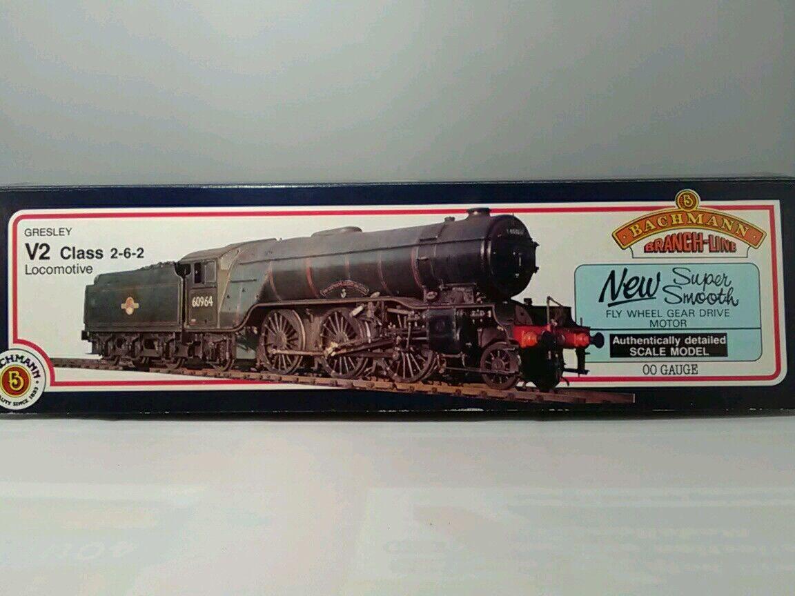 Bachmann 31 -558 V2 4844 Coldstreamer LNER Doncaster grön
