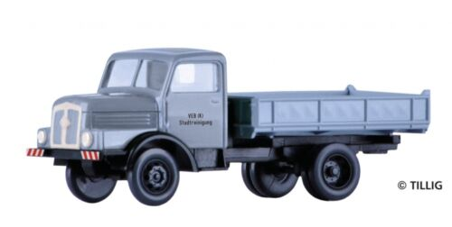 """HS Tillig 19008 LKW H3A Kipper /""""Stadtreinigung/"""" Spur TT"""