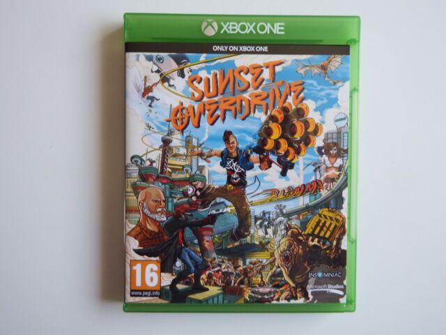 SUNSET Overdrive su Xbox One in ottime condizioni