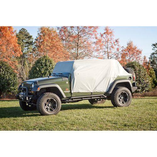 Jeep Wrangler Jk 07-17 4-Door Cab Cover Weather Lite  X 13318.10