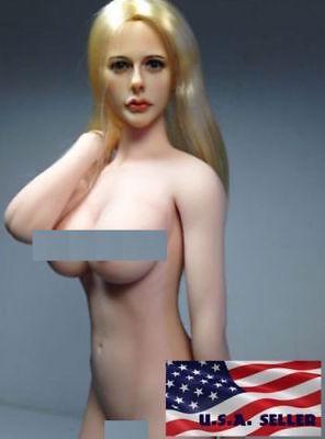 PHICEN 1//6 Super-Flexible Seamless Body S07C Asian Female Beauty Doll Full Set