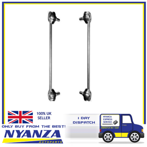 2-x-Peugeot-206-1007-Citroen-C2-C3-Stabiliser-Link-Bar-Anti-Roll-bar-Link-Sway