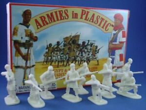 ARMIES-IN-PLASTIC-5442-ARAB-MADHISTS-RIFLEMEN-20-Unpainted-Figures-FREE-SHIP