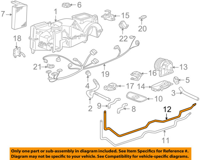 porsche 911 996 997 turbo heating system hot air duct 99657268305 Porsche Slant Nose Conversion