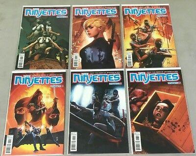 The Ninjettes #2 ~ Dynamite Entertainment