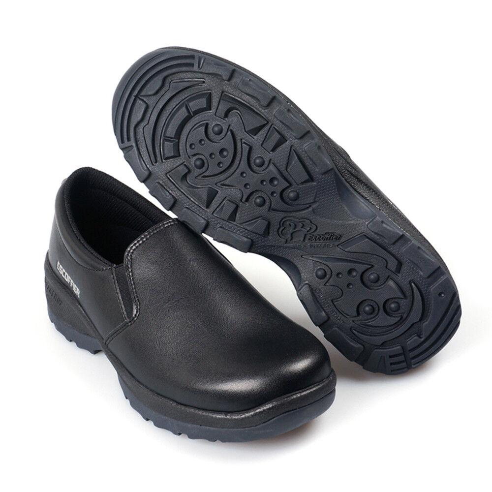 Escoffier es-en La Plata Cocina Chef Zapato Zapato Antideslizante Flexible Impermeable Nuevo