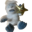 miniature 2 - Rudolph Abominable Snowman Bumble Happy New Year 2000 Plush Stuffed CVS New