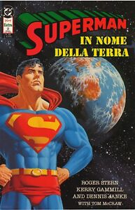 SUPERMAN: IN NOME DELLA TERRA - Play Extra n°48 (1994)
