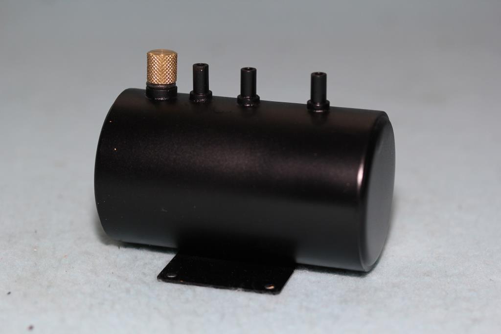 4063-2 Horizontal Steam Condenser Oil Trap for Twin Manifold Engine Steam Plants
