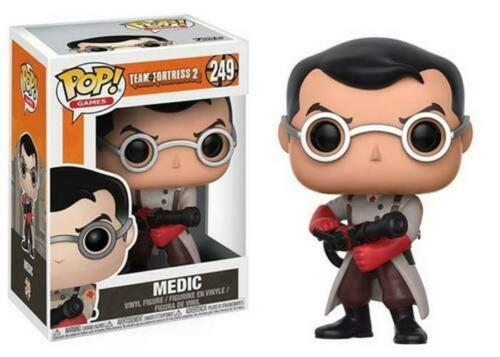 Funko 21038 Pop Team Fortress 2 Medic