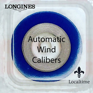 Mainspring-Watch-Service-Part-For-LONGINES-Automatic-Cal-19-22-290-633-990-etc