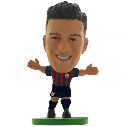 COUTINHO - 2018 F.C Barcelona SoccerStarz Figure