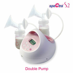 USED-Spectra-S2-Hospital-Grade-Double-Electric-Breast-Pump-FREE-SHIPPING