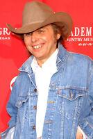 Dwight Yoakam Cowboy Hat 11x17 Mini Poster